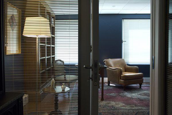 Decoración de oficinas - Proyecto oficina Nueva costanera