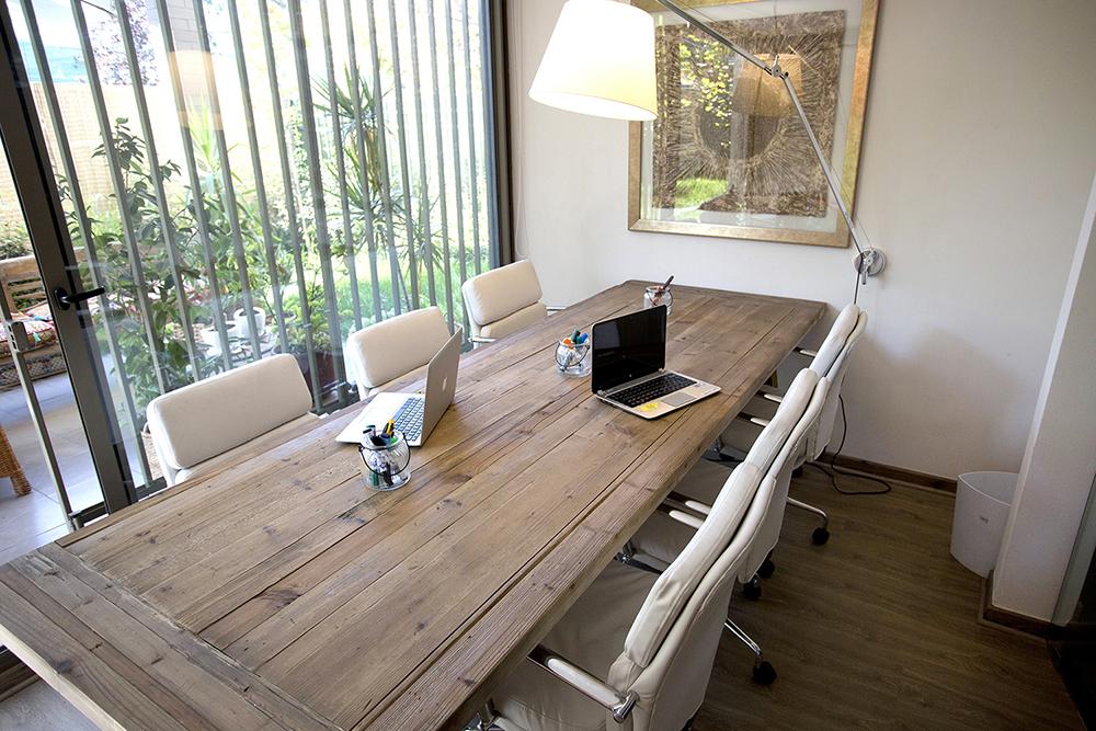 Proyecto Oficina Hanover