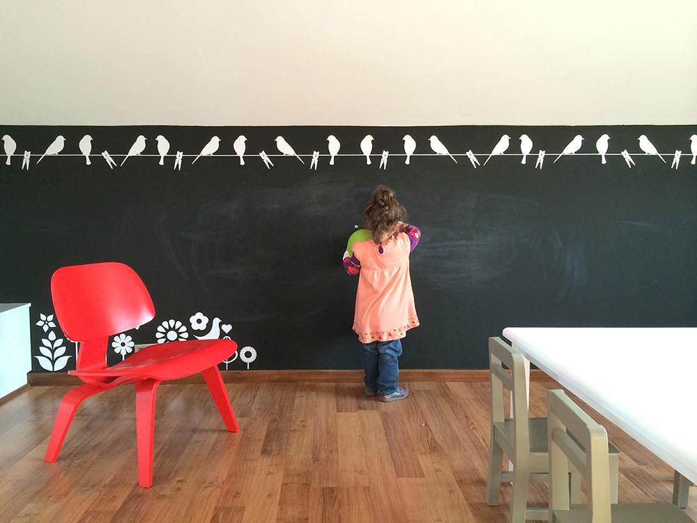 Decoración Espacios Para Niños