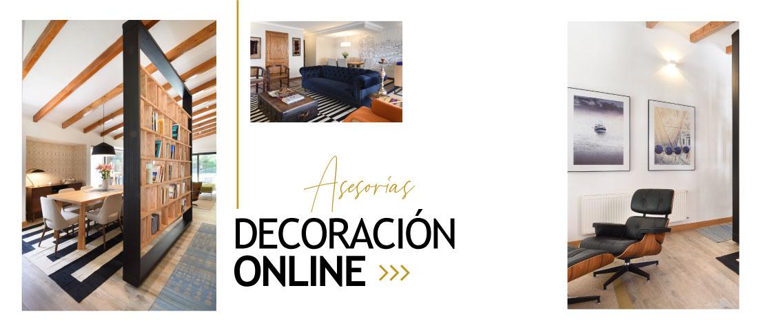 Asesorías de decoración Online - Espacio Gracia